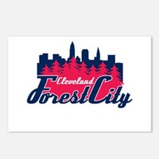 Forest City Postcards (Package of 8)