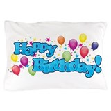 Birthday Pillow Cases