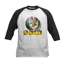 Nigerian Football Gold Tee