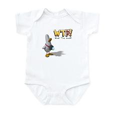 Cute Wtd Infant Bodysuit