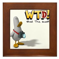 Cute Wtd Framed Tile
