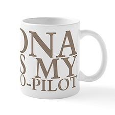 DNA is my co-pilot Mug
