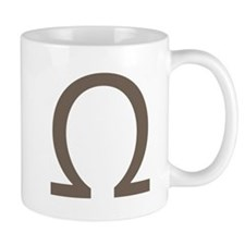 The Greek Alpha Symbol Mug
