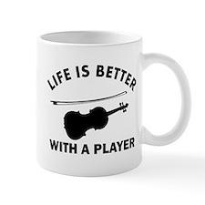 Violin Designs Mug