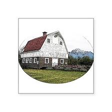 Wineck Barn Sticker