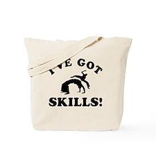 Capoeira Designs Tote Bag