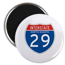 Interstate 29 - SD Magnet