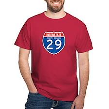 Interstate 29 - SD T-Shirt