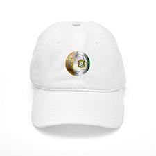 Cote D'Ivore Soccer Ball Baseball Cap