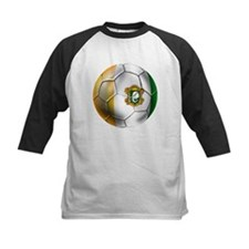 Cote D'Ivore Soccer Ball Tee