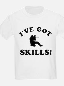 Paintball Designs T-Shirt