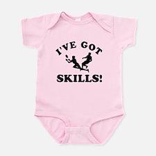 Rugby Designs Infant Bodysuit