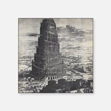 Ancient Tower of Babel Sticker