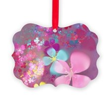 Flower Power Ornament