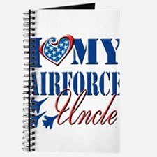 I Love My Airforce Uncle Journal