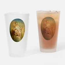 Ceres in Summer by Antoine Watteau Drinking Glass