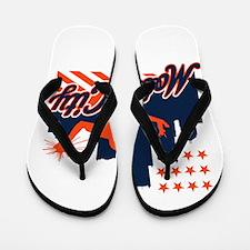 Motor City Flip Flops