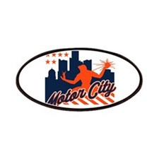 Motor City Patches