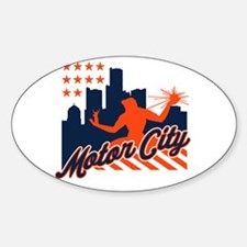 Motor City Decal