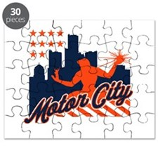 Motor City Puzzle