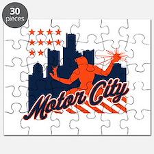 Motor City Puzzle