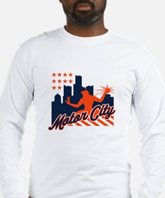 Motor City Long Sleeve T-Shirt