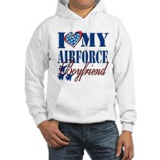 I Love My Airforce Boyfriend Hoodie