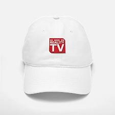 Funny As Seen on Reality TV Logo Baseball Baseball Cap