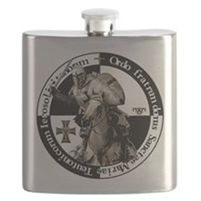 Ordo Teutonicorum Knight 01 Flask