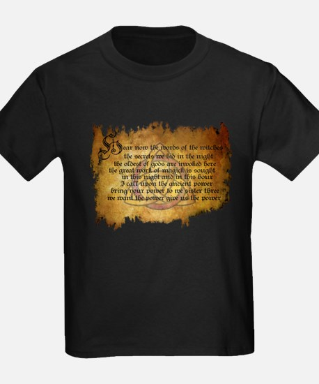 charmed invoking spell T-Shirt