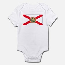 Florida Sunshine State Flag Infant Bodysuit