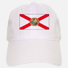 Florida Sunshine State Flag Baseball Baseball Cap