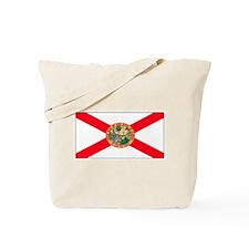 Florida Sunshine State Flag Tote Bag