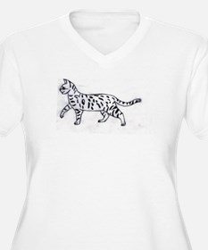 Kitty Kat KRafts Plus Size T-Shirt
