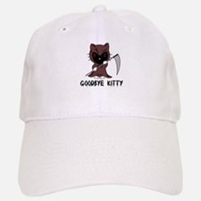 Goodbye Kitty Baseball Cap