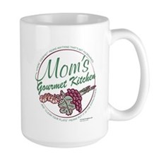 Mom's Gourmet Kitchen Mug