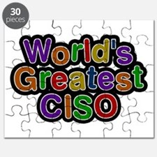 World's Greatest CISO Puzzle
