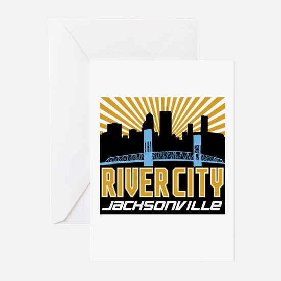 River City Greeting Cards (Pk of 10)