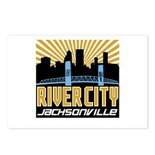 River City Postcards (Package of 8)