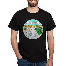 SFVG Button T-Shirt