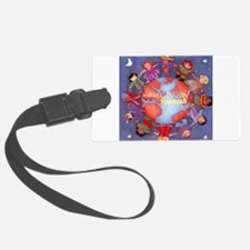 Sing And Sign A Language Luggage Tag