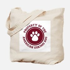 American Eskimo Dog Tote Bag