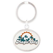 Magic City Keychains
