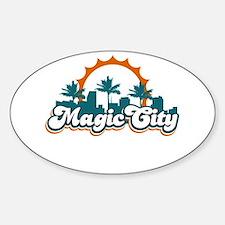 Magic City Decal