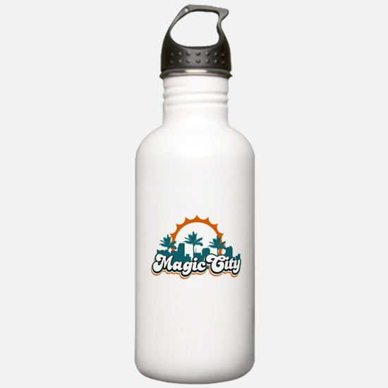 Magic City Water Bottle