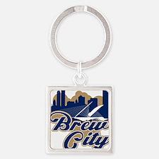 Brew City Keychains
