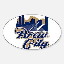 Brew City Decal