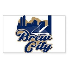 Brew City Decal