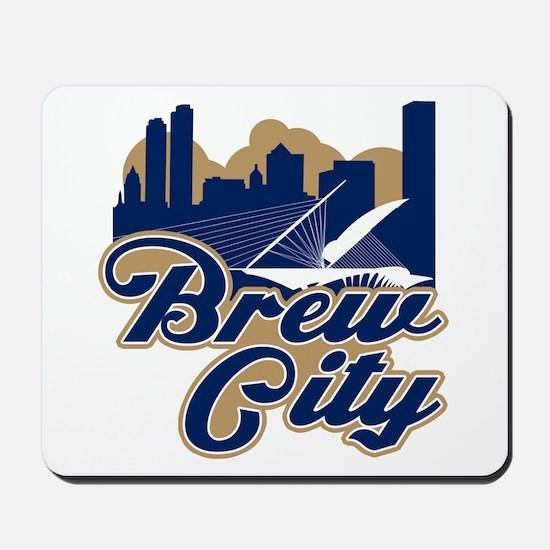 Brew City Mousepad