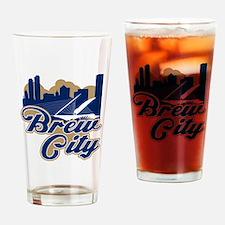 Brew City Drinking Glass